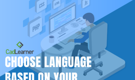 Choose language based on your Goal